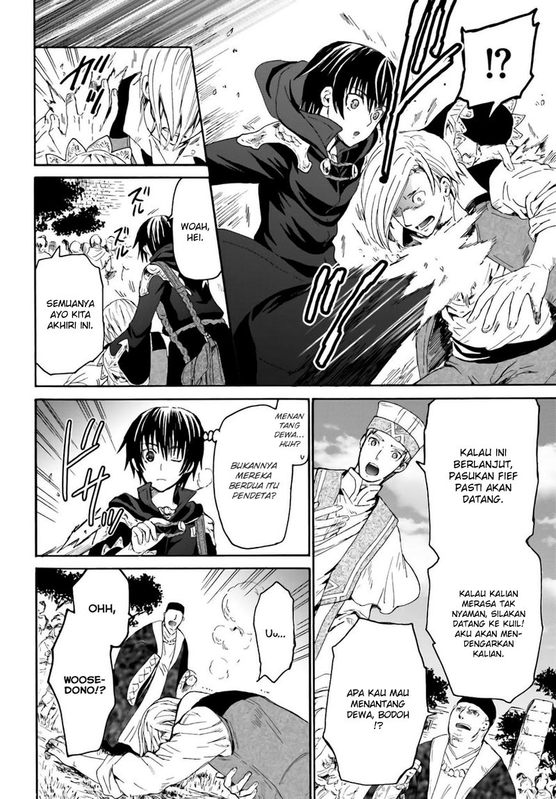 Manga Death March Chapter 6 Bahasa Indonesia