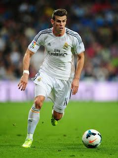 Gareth Bale fastest footballers