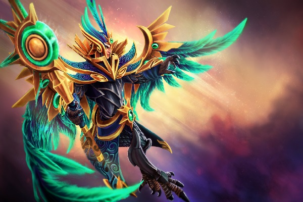 Blessing of the Crested Dawn Skywrath Mage