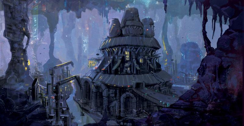 Time Traveller Lost In The Strange City