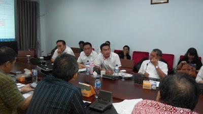 Wowor Harap DPRD Sulut Dilibatkan Dalam FPT Direktur PD