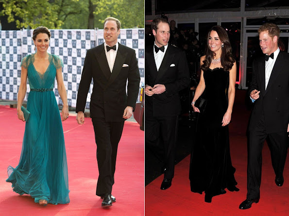 A look at Kate Middleton's style - Catherine, Duchess of Cambridge fashion and style through the years in photos and pictures