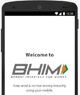 BHIM Apps Online Payment, Government Apps