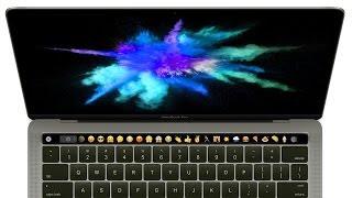 MacBook Pro Touchbar review