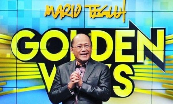 Mario Teguh Secara Resmi Umumkan Pensiun Untuk Tampil di TV