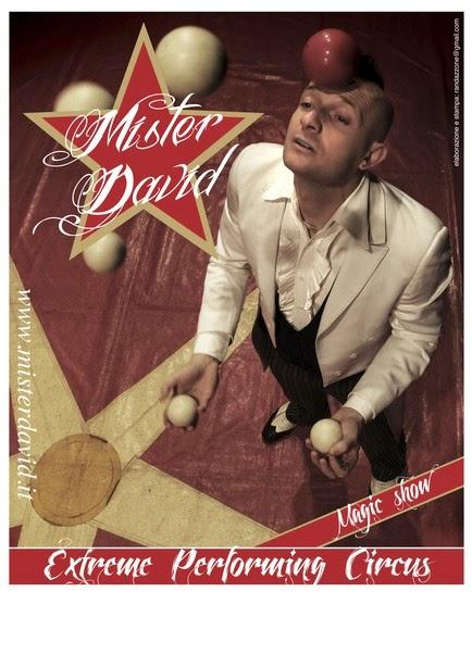 Mister David - Italia - Mind the gap