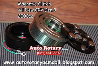 Magnetic Clutch All New CRV  2000cc Gen 3