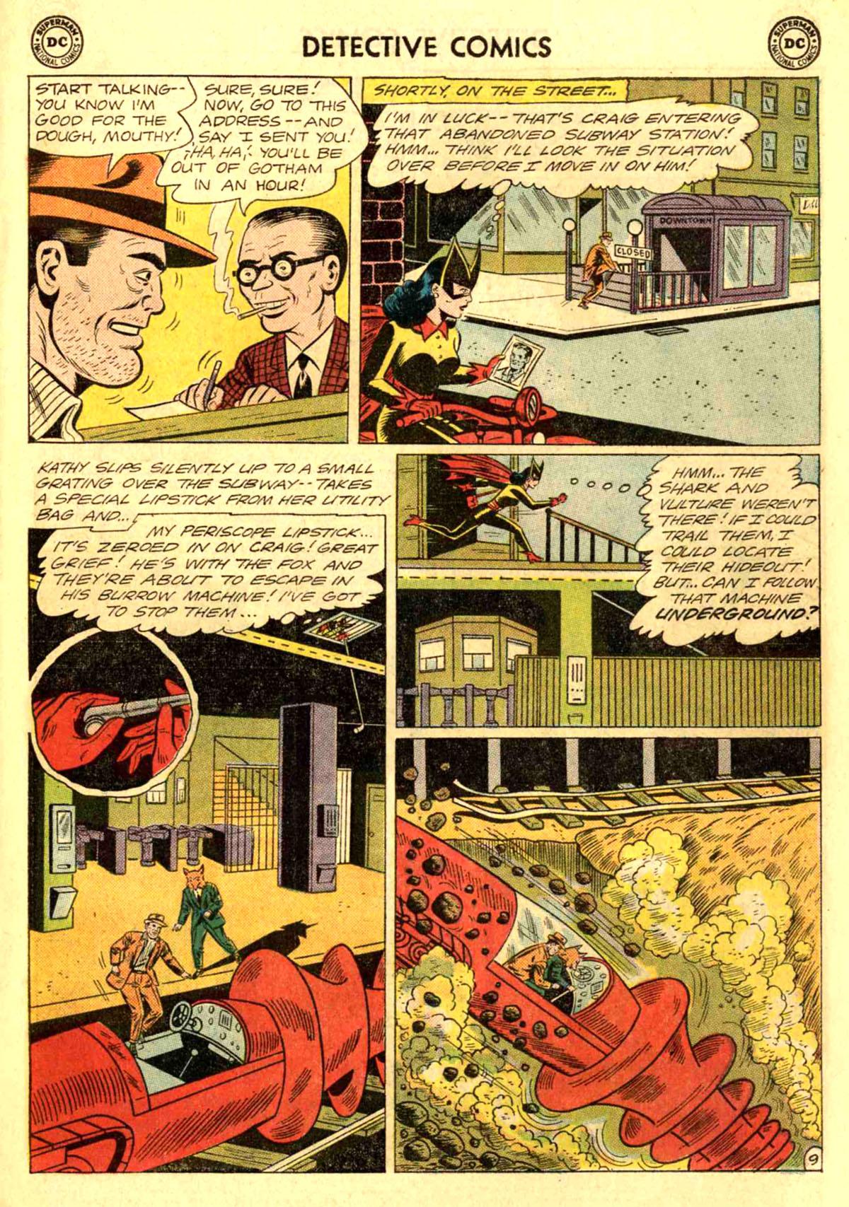 Detective Comics (1937) 321 Page 10