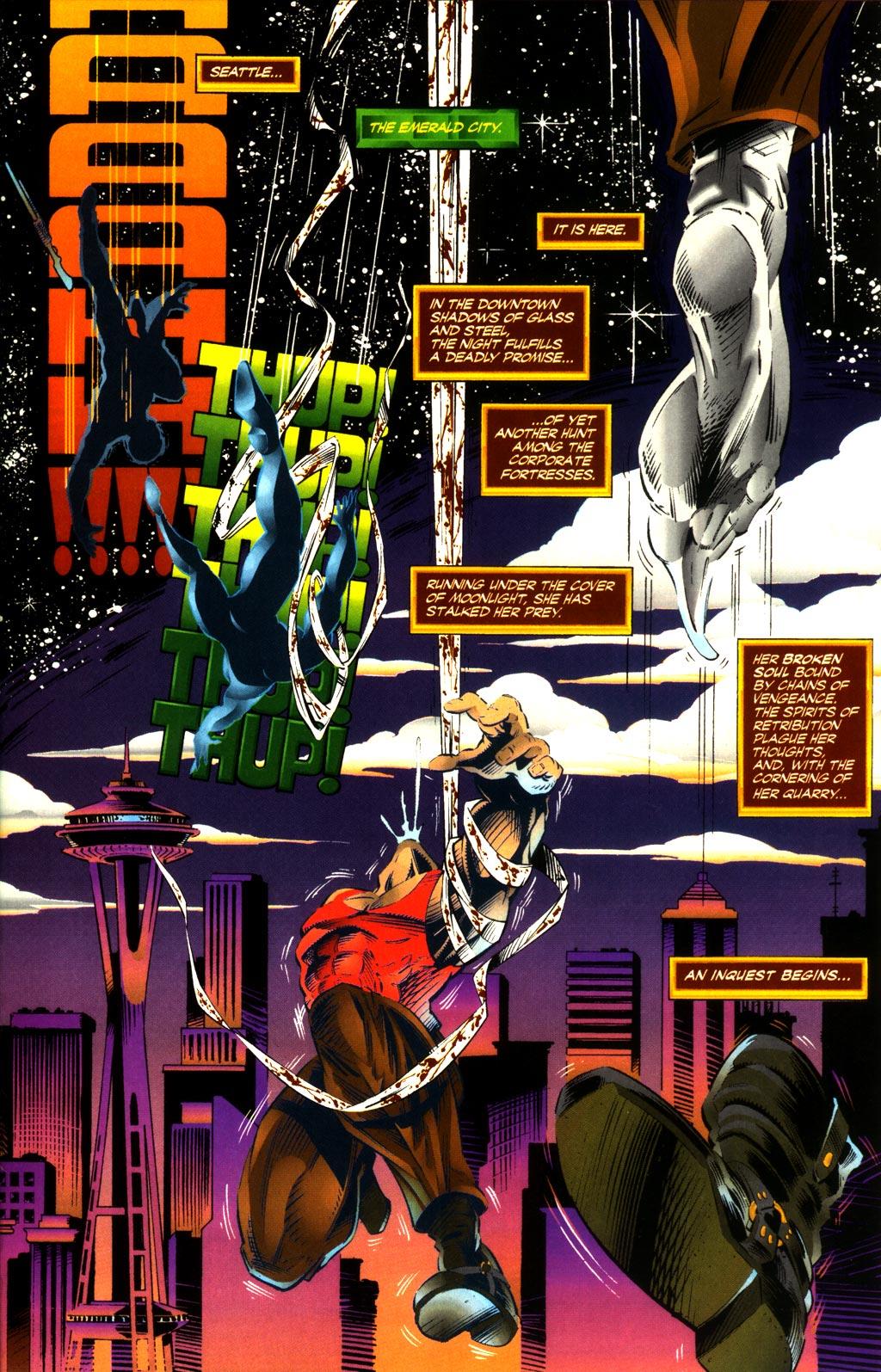 Read online ShadowHawk comic -  Issue #8 - 24