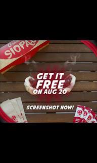 Chowking Promo free Asado siopao