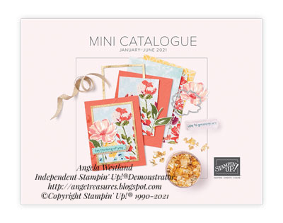 MINI CATALOGUE AVAILABLE THROUGH TO JUNE 30TH 2021