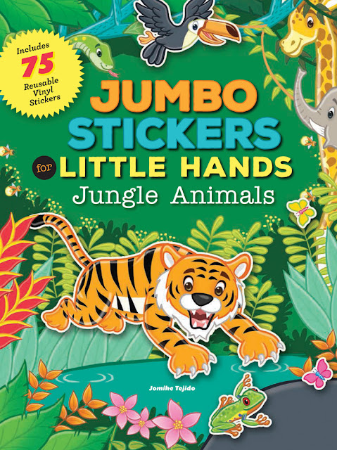 https://www.quartoknows.com/books/9781633221192/Jumbo-Stickers-for-Little-Hands-Jungle-Animals.html
