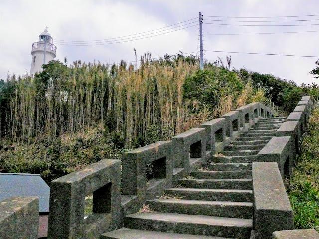 房総フラワーライン 洲崎灯台
