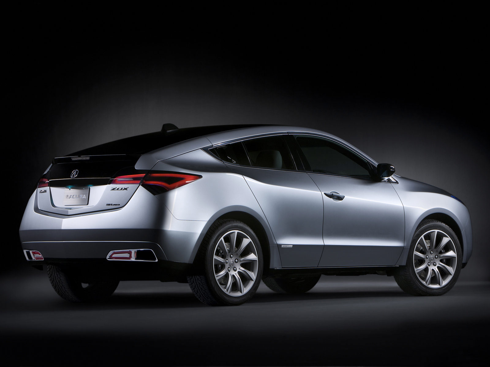 Acura Zdx For Sale >> Japanese car wallpapers. 2009 ACURA ZDX Concept