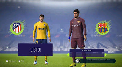 FIFA 18 Kitpack 2017/2018 Converted to FIFA 14/15/16 by Der Arzt26
