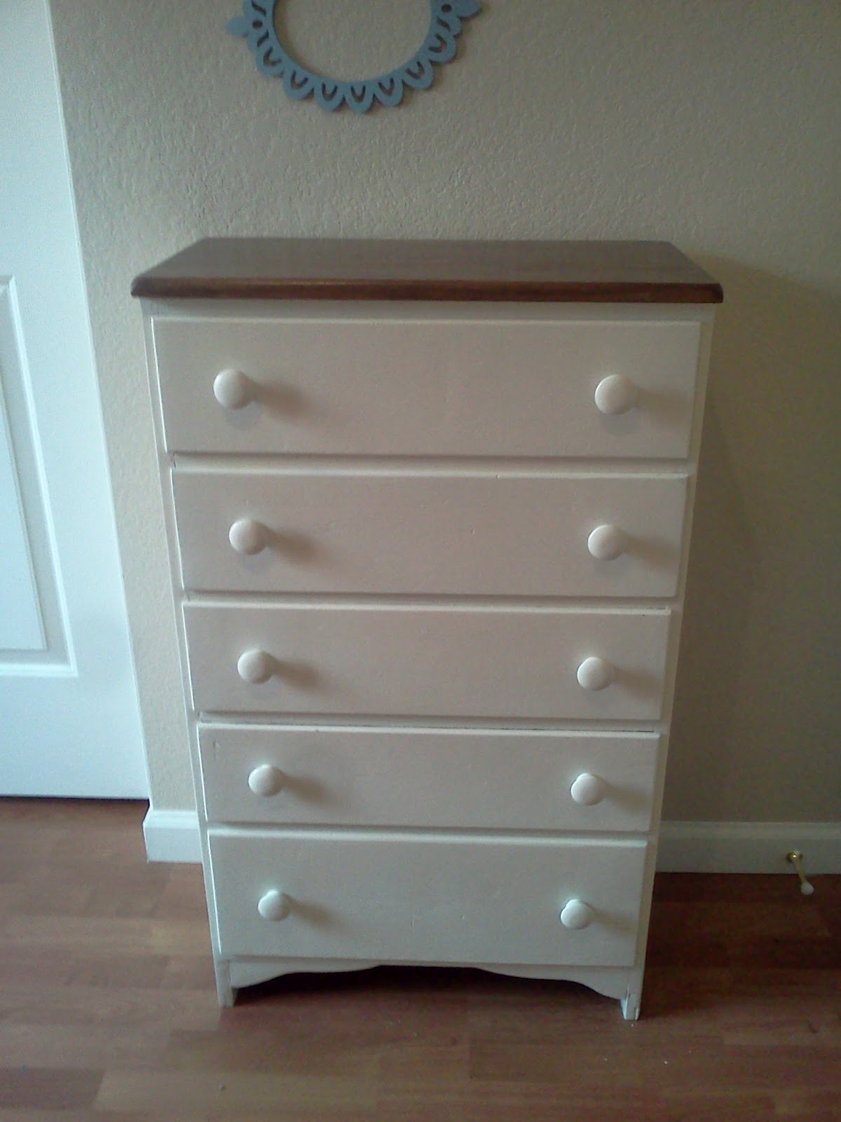 Plumtree Boutique Small Space Dresser Refurbish