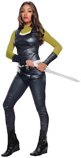 Women's Gamora - Adult Female Costume for Halloween