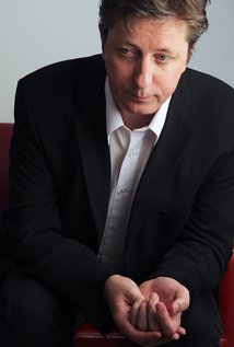 Hal Hartley. Director of Ned Rifle