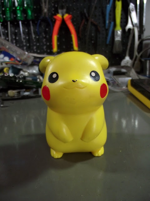 Pikachu do McDonalds