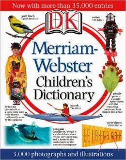 Merriam-Webster Children's Dictionary 2008 cover