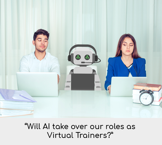 AI Bots Gaining Ground What Does It Mean for Virtual Trainers?