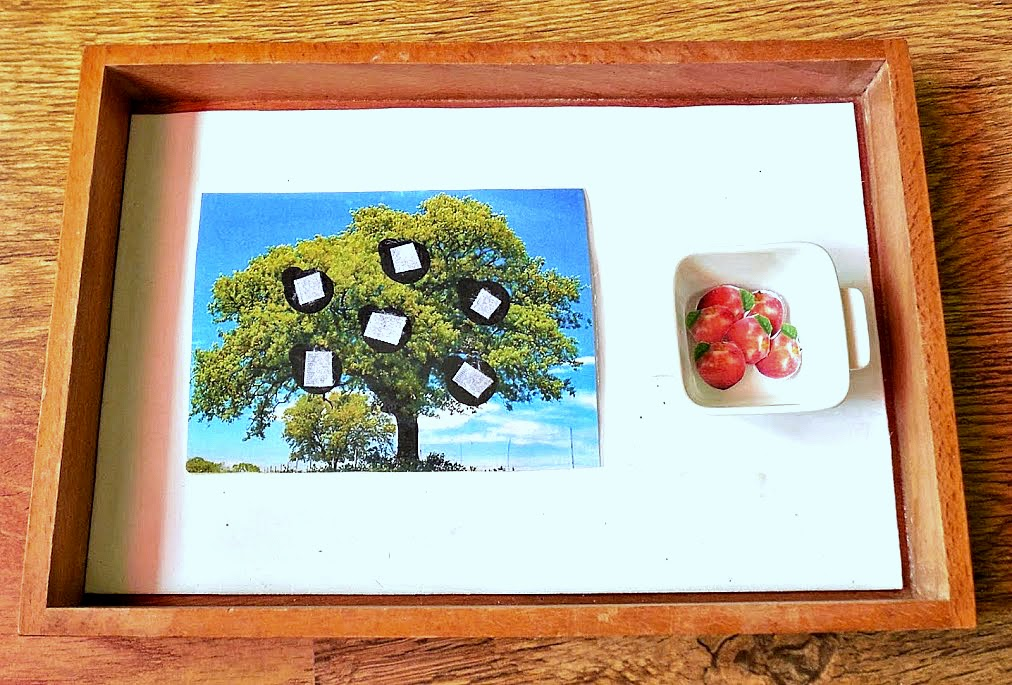 Montessori Toddler Activities: Fruit and vegetables unit part I by Welcome to Mommyhood