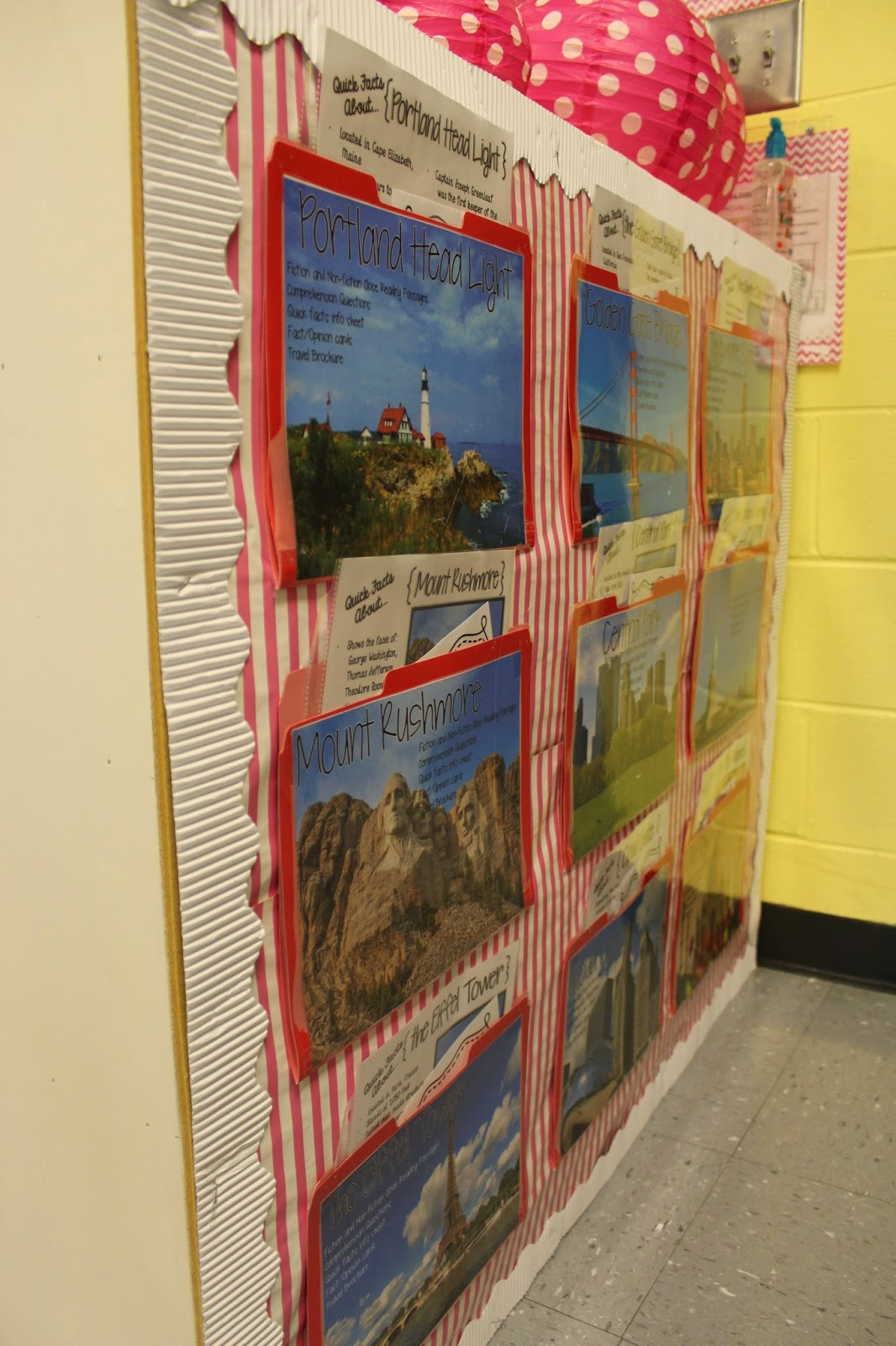 Life In First Grade Where I Teach Classroom Reveal 2014