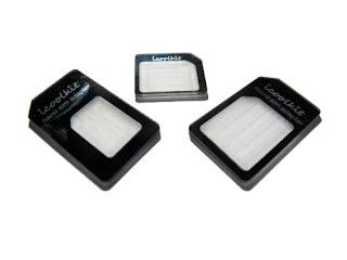 iCoolkit Nano, Micro, Standard SIM Card Adapter