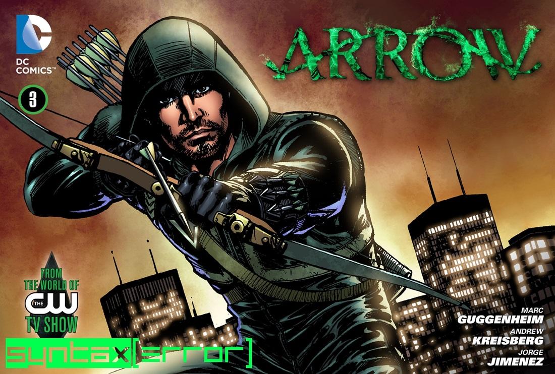 Arrow-ตอนที่ 3