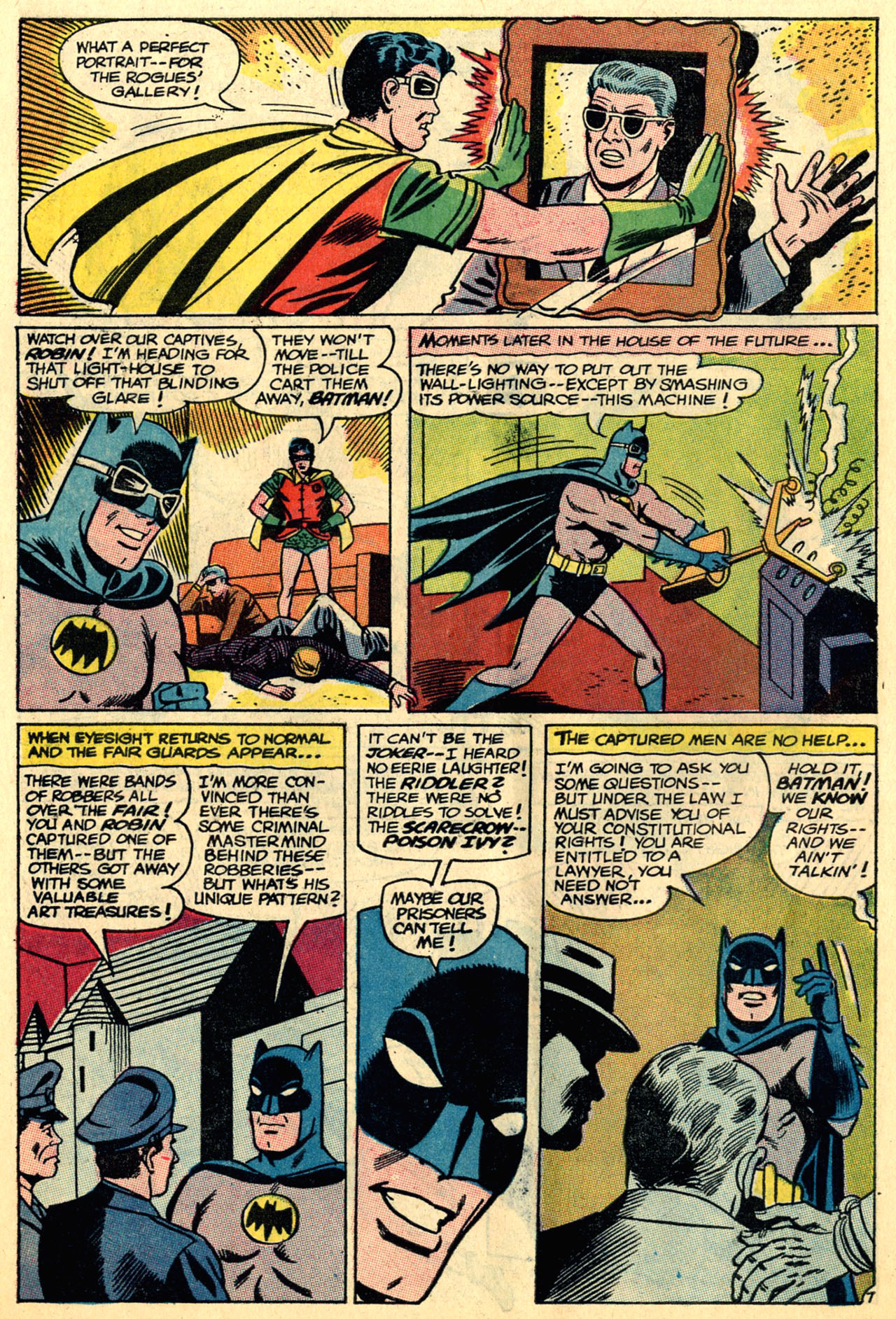 Detective Comics (1937) 368 Page 9