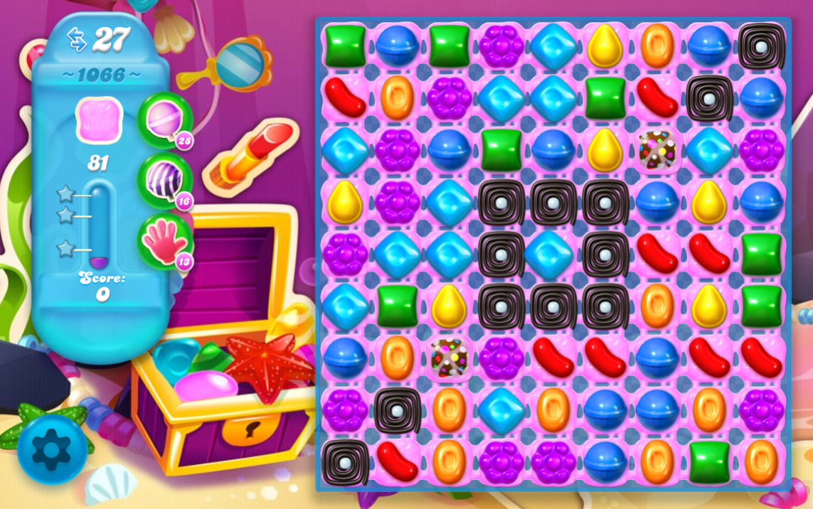 Candy Crush Soda Saga 1066