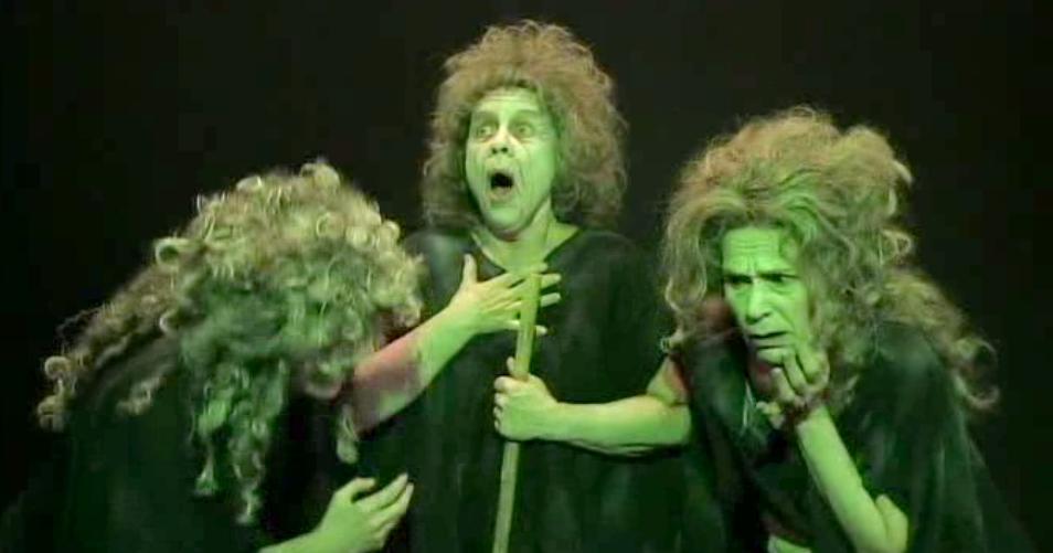 macbeth three witches - photo #11