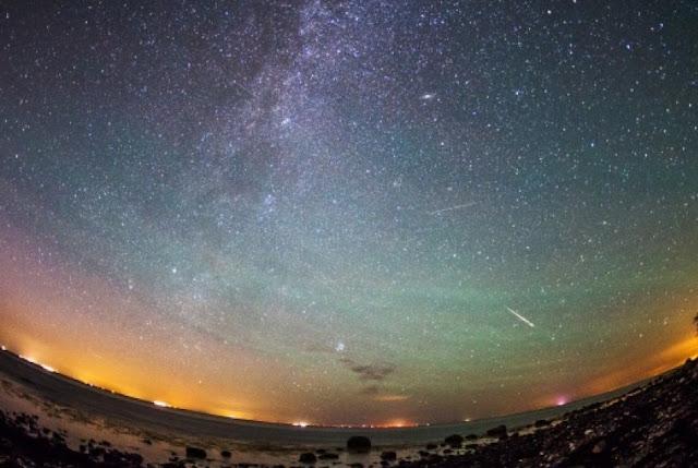 Malam Ini, Hujan Meteor Melintasi Bumi