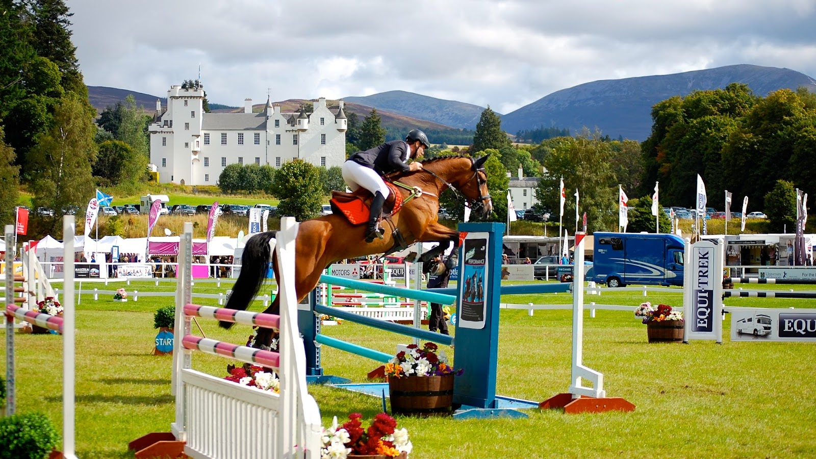 Blair Castle International Horse Trials