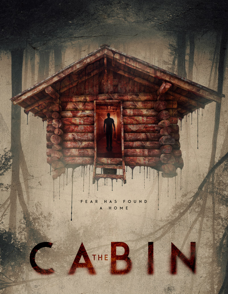 the cabin movie poster