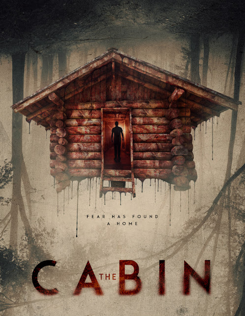 THE CABIN film poster