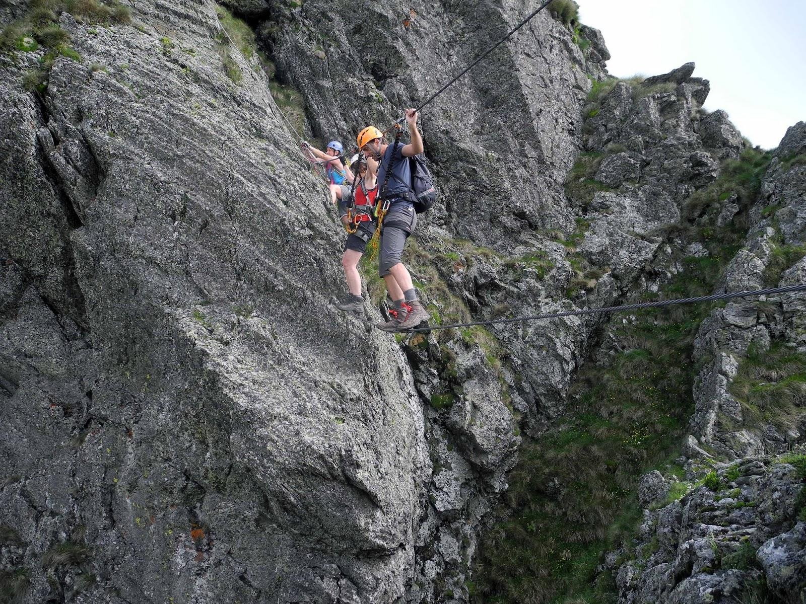 Klettersteig Falkert : Berghütte erlebnis hütte falkert patergassen firma