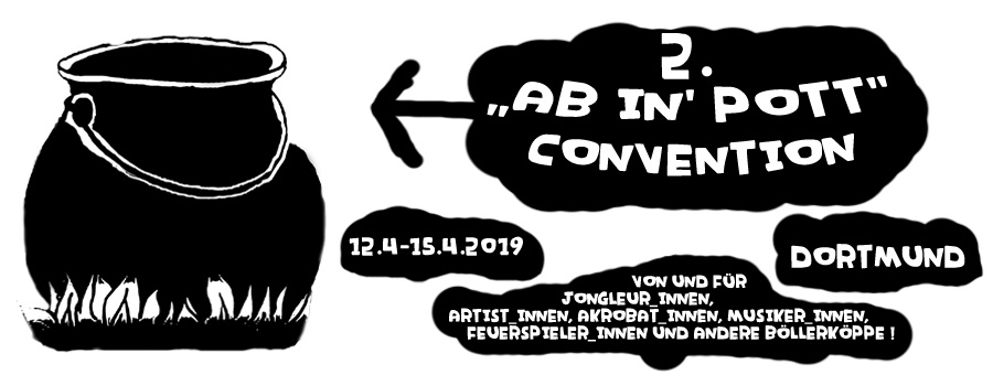 Ab in' Pott - Convention