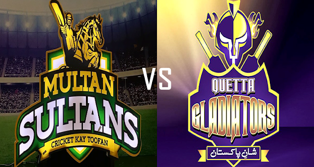 Multan Sultans vs Quetta Gladiators 13th T20 Predictions and Betting Tips