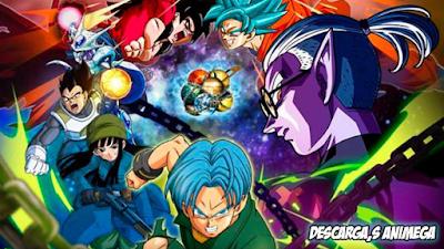 Super Dragon Ball Heroes 001/??? Audio: Japones Sub: Español Servidor: Mega/Mediafire