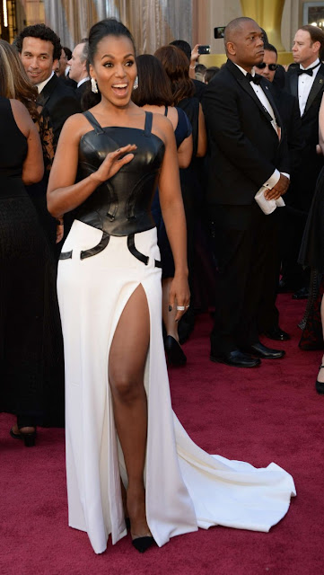 Kerry Washington – 2016 Academy Awards in Hollywood