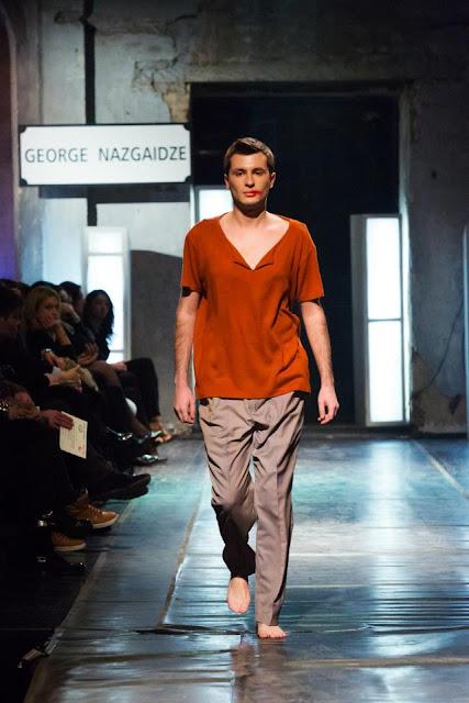 Giorge Nazghaidze S/S 2013