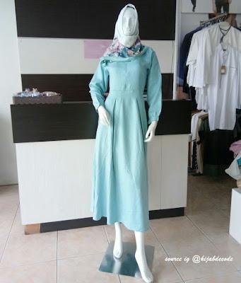 Tips Mengenakan Baju Muslim Wanita Saat Cuaca Panas