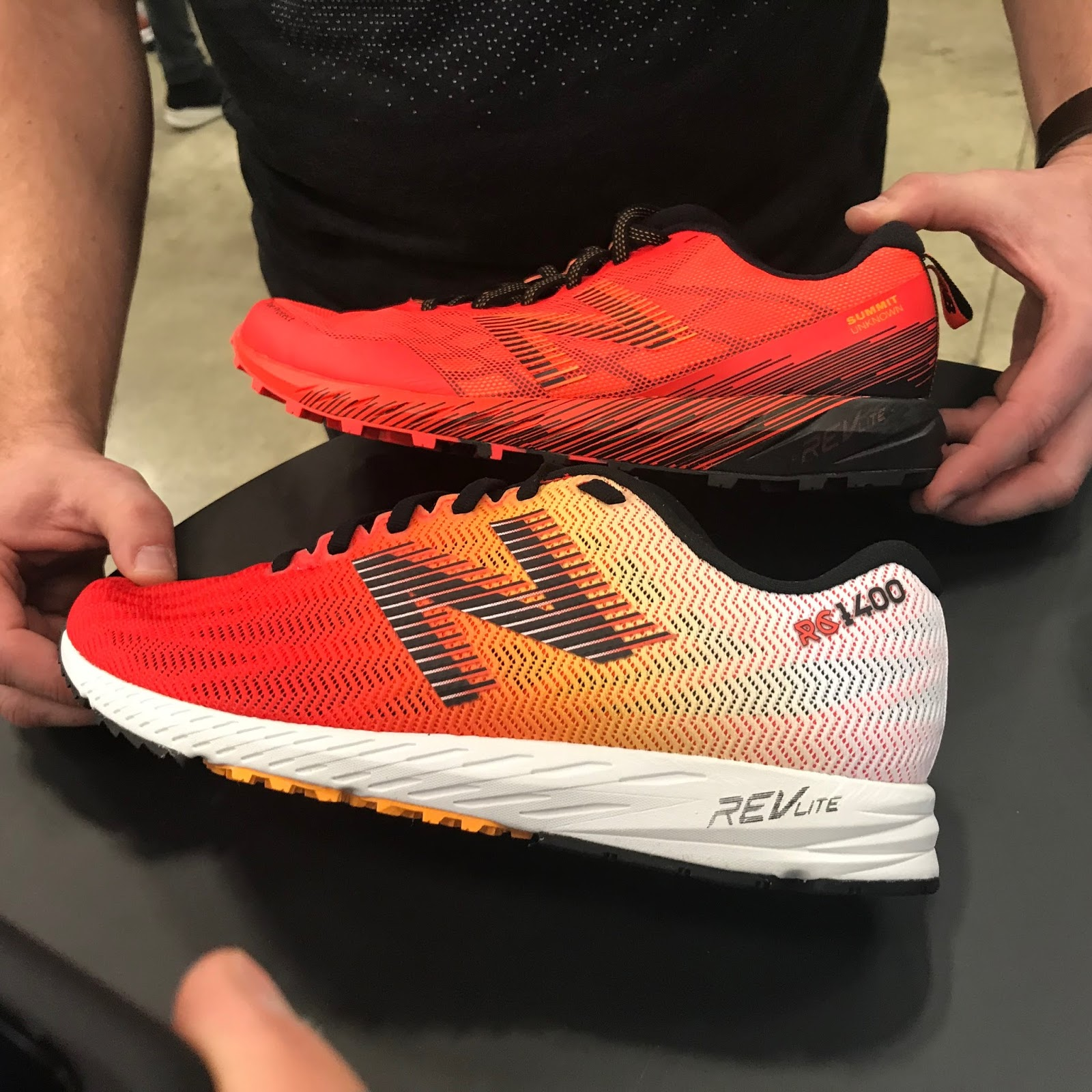new balance vazee summit unknown
