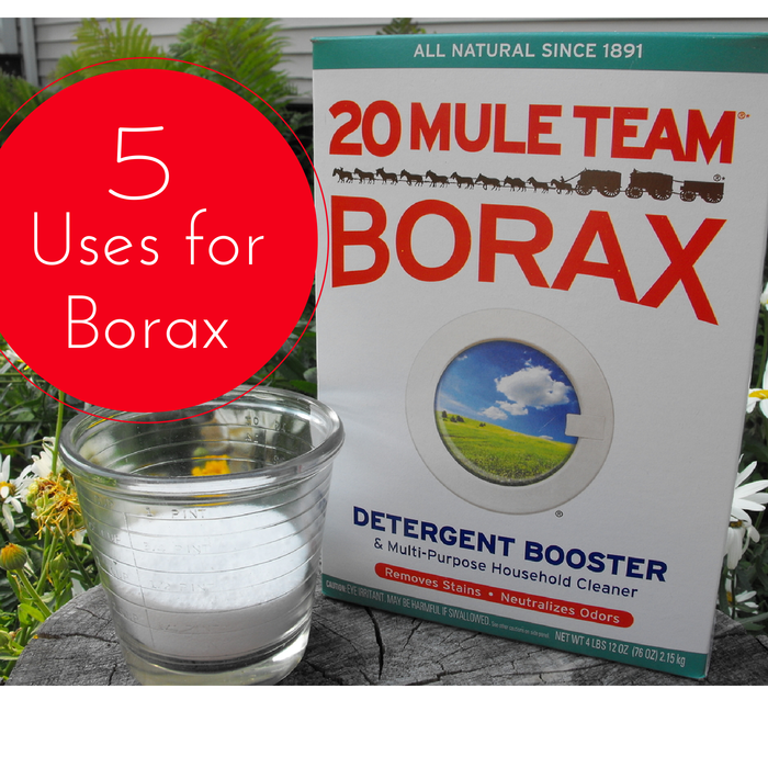 5 home uses for detergent booster