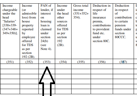 CHANGES IN FORM 16 AND FORM 24Q FOR FY 18-19   SIMPLE TAX INDIA