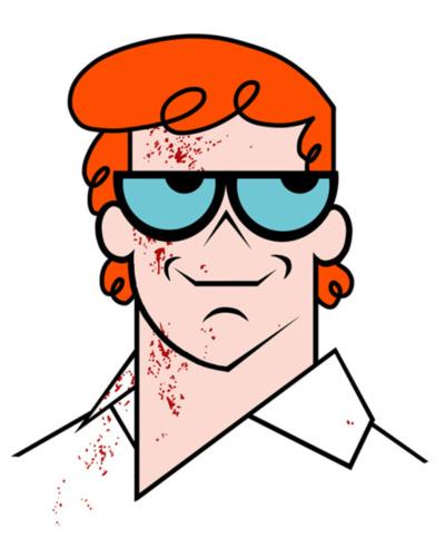 54e8cfdf3 O laboratório do Dexter