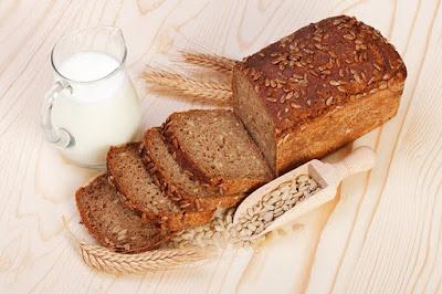 خبز أسمر لصحتك وجمالك ,خبز أسمر بحشوة الجبنة ,خبز أسمر بالحبوب