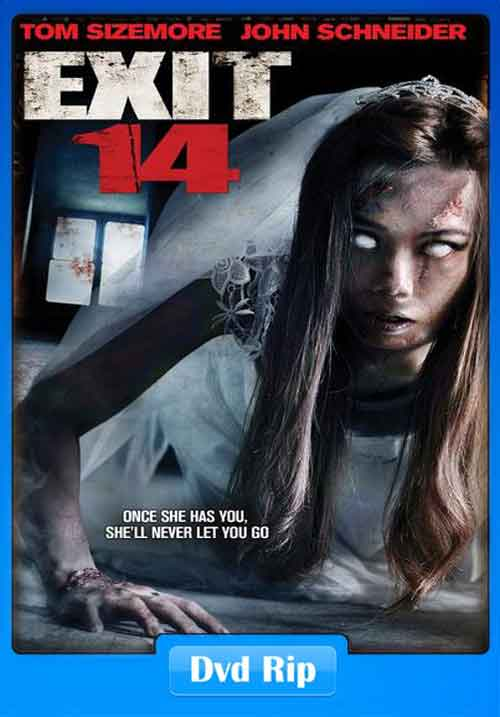 Exit 14 2016 DVDRip 300MB Poster