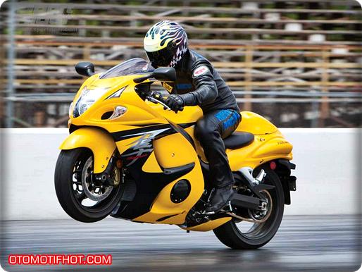 Gambar Motor Tercepat di Dunia Tahun 2015 Suzuki Hayabusa